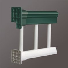 Two Tone Railing System